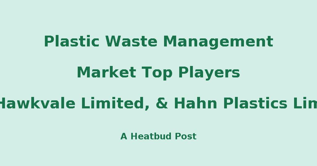 Heatbud   Ascot Vale Garden Centre - Plastic Waste